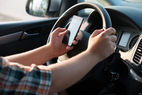 Florida Texting While Driving Ban