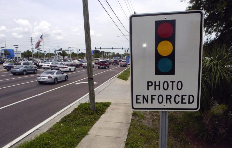 Putting the Brakes on Red-Light Cameras