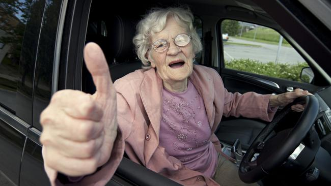 Senior Drivers: When Do You Hand Over the Keys?