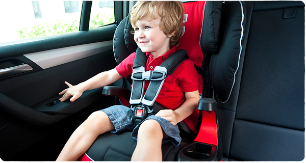 Car-Child Safety Tips