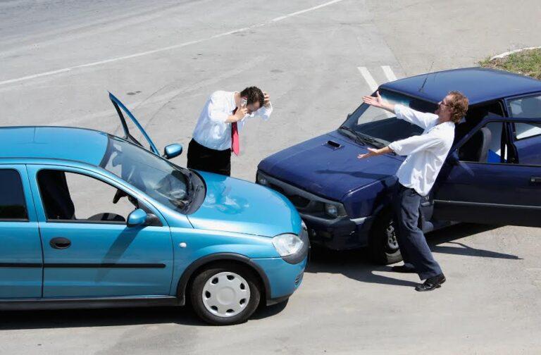 Steps to Take in a Car Crash
