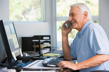 Seniors Work for Health Insurance