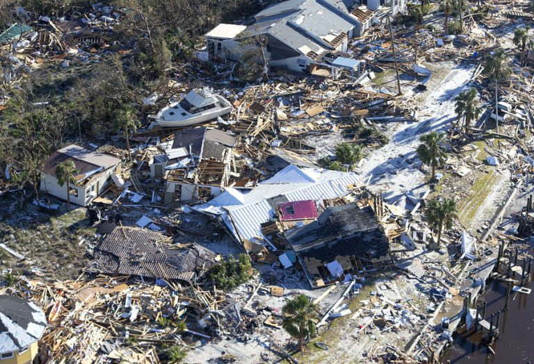 Hurricane Michael- What is being done?
