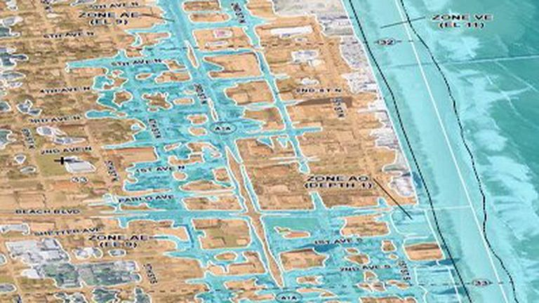 New Florida Flood Maps