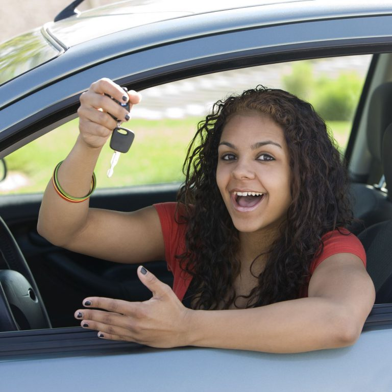 Teens Not in a Hurry to Drive
