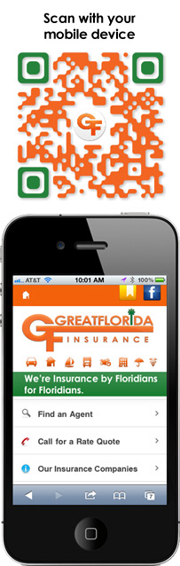 Tampa GreatFlorida Insurance Mobile Site
